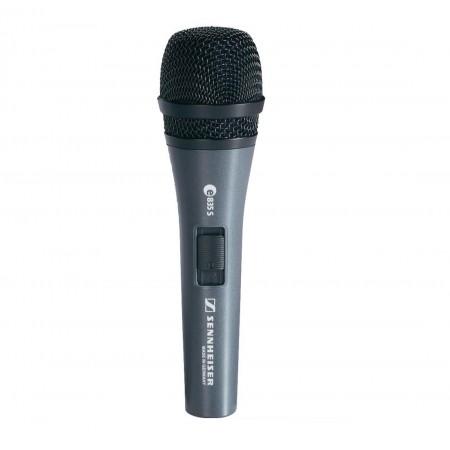 SENNHEISER e835s - Mikrofon dynamiczny z wyłącznikiem