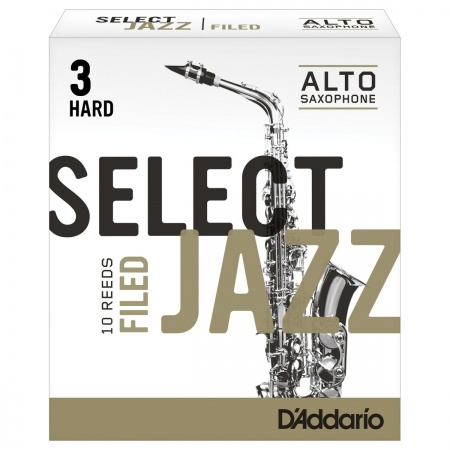D'ADDARIO Select Jazz Alto Saxophone - Stroik do saksofonu altowego 3H