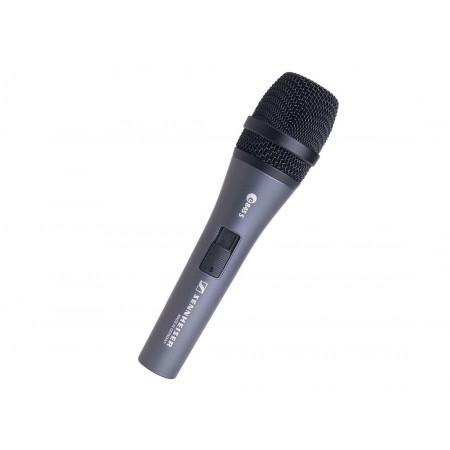 SENNHEISER e845s – Mikrofon dynamiczny z wył. superkardioidalny