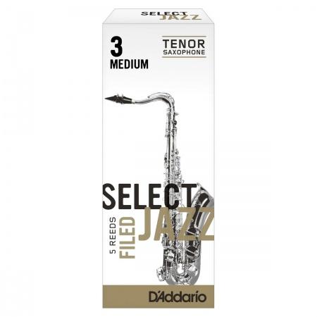 D'ADDARIO Select Jazz Tenor Saxophone - Stroik do saksofonu tenorowego 3M
