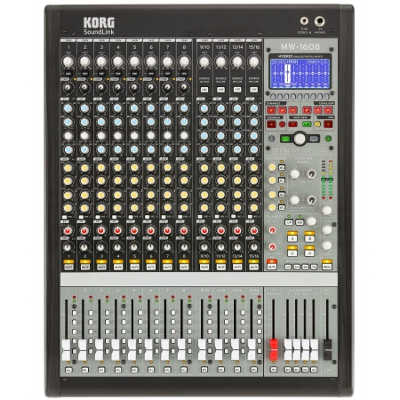 KORG SoundLink MW1608 - mikser audio