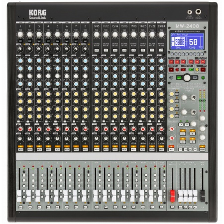 KORG SoundLink MW2408 - mikser audio