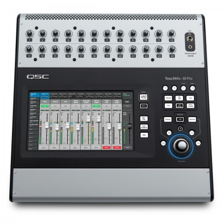 QSC TOUCHMIX 30 PRO - mikser cyfrowy