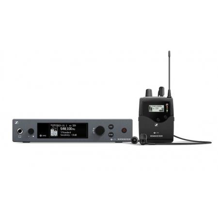 SENNHEISER EW IEM G4-A1- bezprzewodowy, osobisty system monitorowy, pasmo A1 (470-516 MHz)