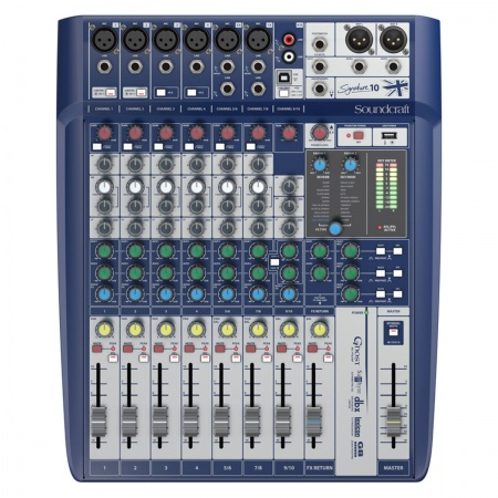 SOUNDCRAFT Signature 10 - Efekt Lexicon