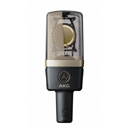 AKG C 314 - Mikrofon Pojemnościowy Studyjny