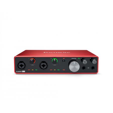 FOCUSRITE Scarlett 8i6 3rd Gen - interfejs audio