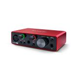FOCUSRITE Scarlett Solo 3rd Gen - interfejs audio USB